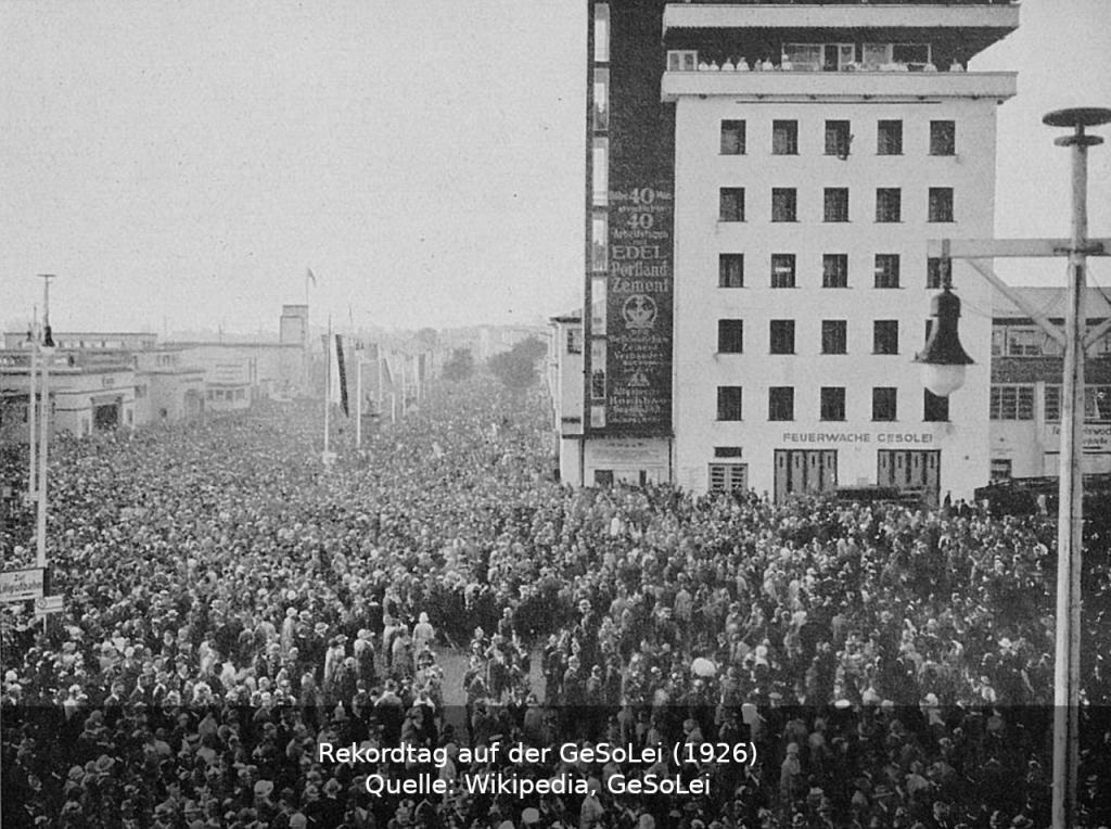 GeSoLei 1926